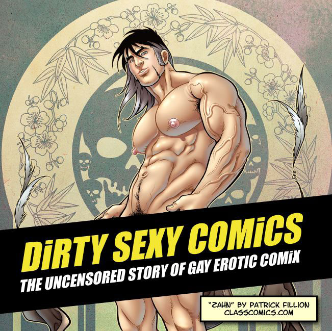 Uncensored gay comics